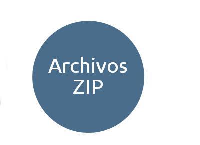 BackUp archivos comprimidos ZIP