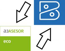 Sincronizar contabilidad externa desde A3ECO a Zoho Books