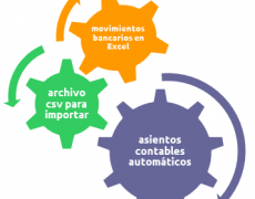 Importar asientos contables Odoo / OpenERP