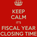 Fiscal Year Closing Time