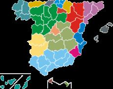 Provincias Españolas en OpenERP – Odoo