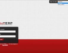 Instalar OpenERP 7 y acceder a la base de datos